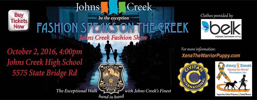 Johns Creek Fashion Show